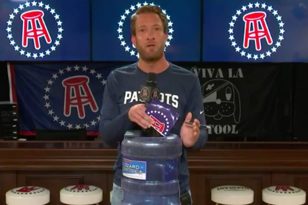Barstool Sports Boss Dave Portnoy