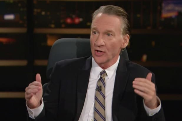 Bill Maher Calls Trump's Relationship With Fox News 'a Very Bad Axis of Evil'