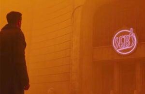 Blade Runner 2049 La La Land mashup