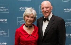 Janice and Bob McNair