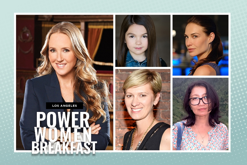 power women breakfast forlani 2