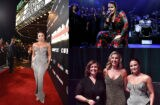 """Demi Lovato revealed her new YouTube documentary """"So Complicated"""" with a red carpet premiere and mini-concert performance at the Fonda Theater in Hollywood on Wednesday night, October 11. (FilmMagic)"""