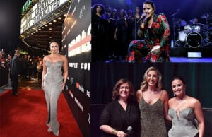 "Demi Lovato revealed her new YouTube documentary ""So Complicated"" with a red carpet premiere and mini-concert performance at the Fonda Theater in Hollywood on Wednesday night, October 11. (FilmMagic)"