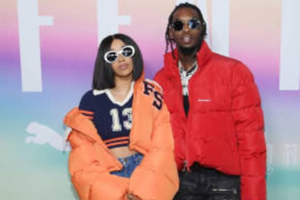 Cardi B S Fiancé Offset Loses 150k Chain After The Met Gala: Cardi B Defends Fiance Offset: I Know He's Not Homophobic