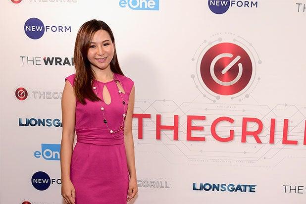 Catherine Zhang TheGrill