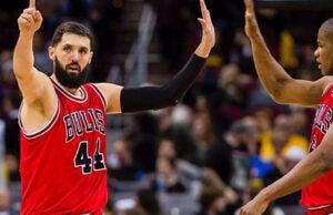 Chicago Bulls Nikola Mirotic copy