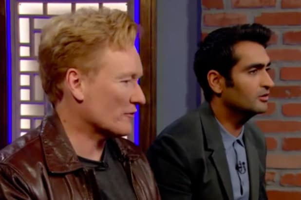 Kumail Nanjiani Gets Chopped in Half on 'Shadow of War