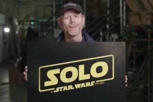 Han Solo Ron Howard