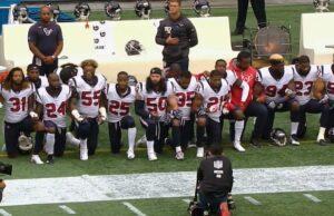 Houston Texans kneel Bob McNair