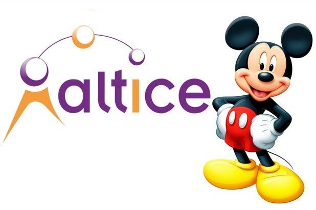 Disney Altice