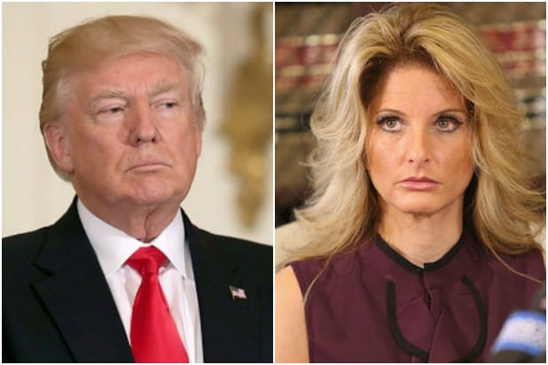 Donald Trump Summer Zervos