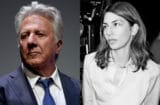 Dustin Hoffman and Sofia Coppola