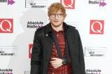 Ed Sheeran Q Awards