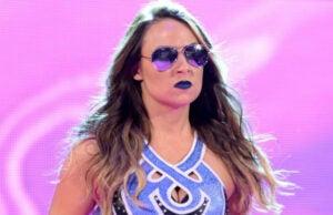 Emma on WWE 'Raw'