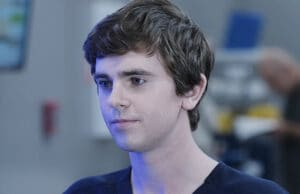 Freddie Highmore on 'The Good Doctor'