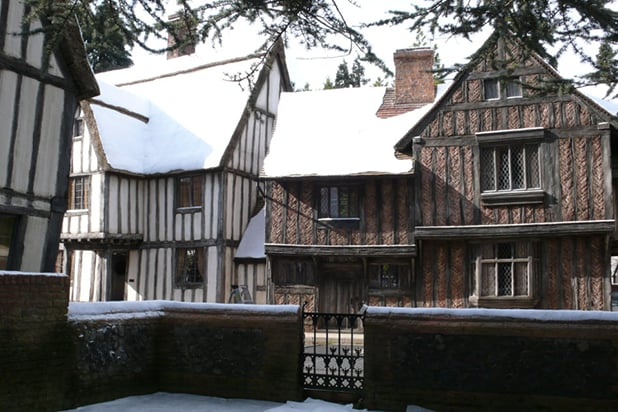 You Can Buy Harry Potter S Childhood Home In Godric S Hollow