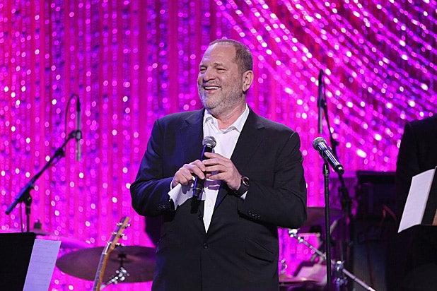 Harvey Weinstein Pre-Oscar Dinner