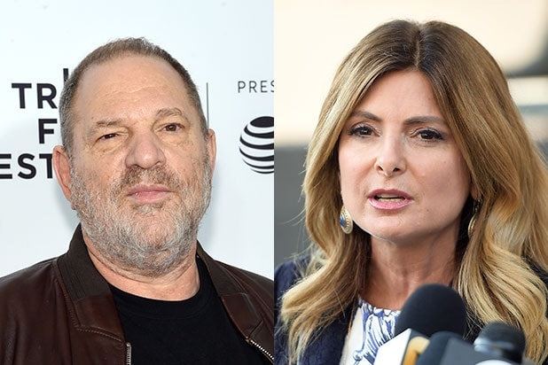 Harvey Weinstein Lisa Bloom