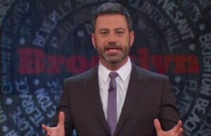 'Jimmy Kimmel Live' in Brooklyn