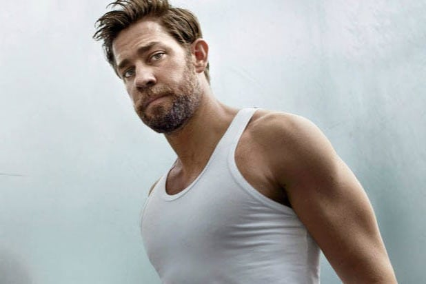"John Krasinski ""Tom Clancy's Jack Ryan"" Amazon"