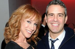Kathy Griffin Andy Cohen