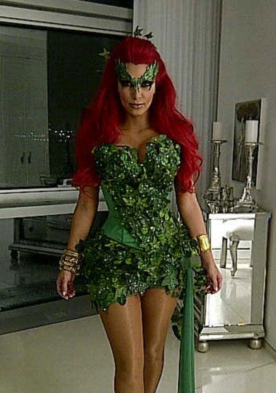Kim K Poison Ivy