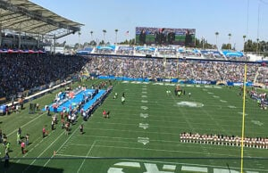 LA Chargers field 2