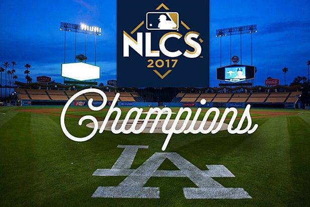 LA Dodgers NLCS