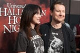 Corbett Tuck and Leigh Whannell Halloween Horror Nights