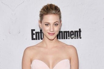 Lili Reinhart Apologizes For Sharing a Nude Picture to