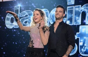 LINDSEY STIRLING, MARK BALLAS Dancing With the Stars