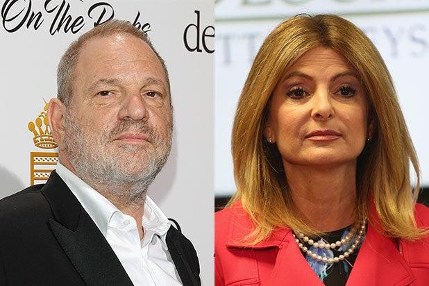 Lisa Bloom Harvey Weinstein