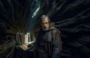 Luke Skywalker Star Wars Last Jedi Rian johnson
