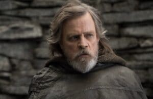 Luke Skywalker Mark Hamill Star Wars The Last Jedi