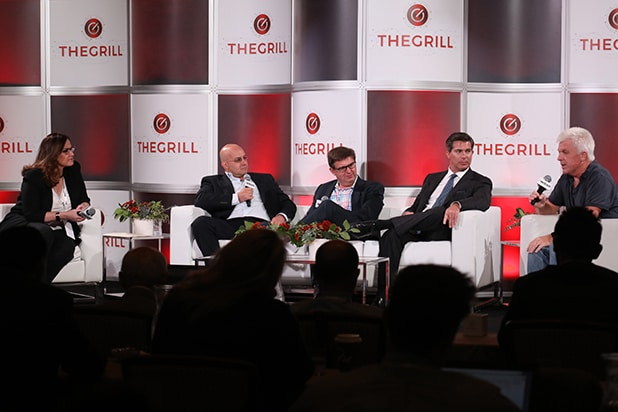 TheGrill M and A ENTERTAINMENT