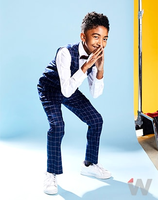 MILES BROWN black ish