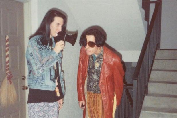 Marilyn Manson Daisy Berkowitz