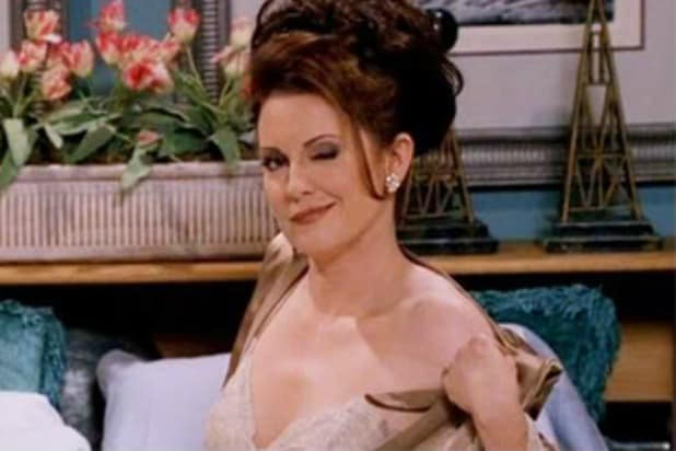MeganMullallyKaren Walker Will And Grace Megan Mullally