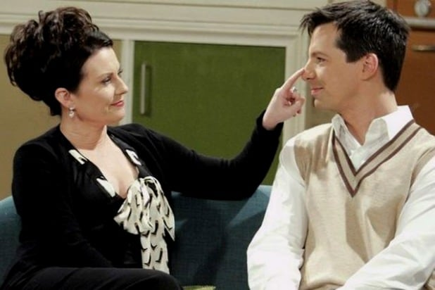 Megan Mullally Sean Hayes Will And Grace Karen Jack