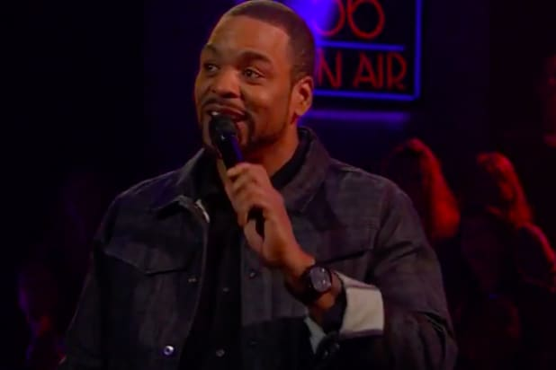 James Corden Battles Real Rapper Method Man on 'Drop the Mic' (Video)
