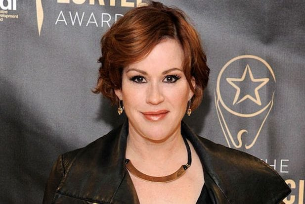 Molly Ringwald Is Troubled by 'Breakfast Club' Crotch Scene in