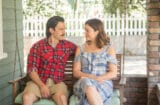 "Milo Ventimiglia (Jack) and Mandy Moore (Rebecca) on ""This Is Us"""