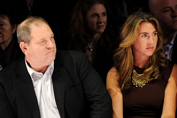 Nancy Dubuc Harvey Weinstein
