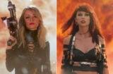 Nicole Richie Taylor Swift