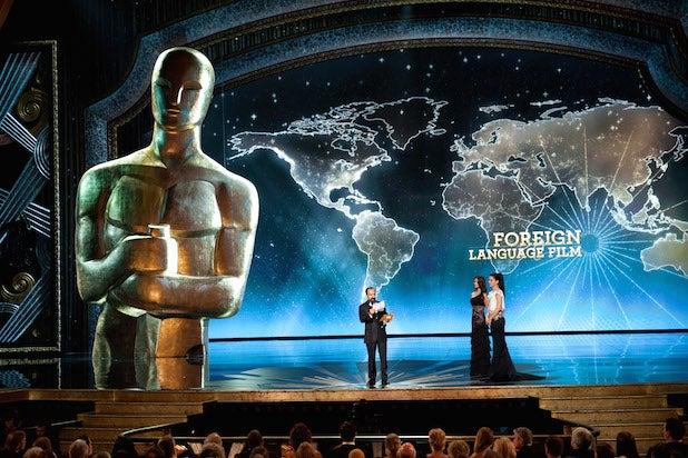 Oscar Foreign Language