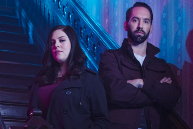 Destination America's 'Paranormal Lockdown'