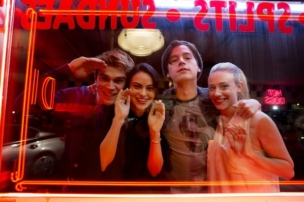 Riverdale' to Air 'Carrie: The Musical' Episode With a Ton