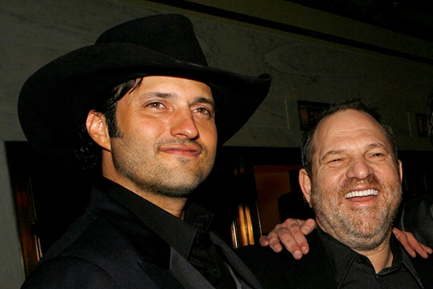 Robert Rodriguez Harvey Weinstein