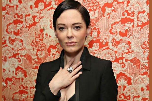 Arrest Warrant Issued for Rose McGowan, Who Calls Drug Charges 'HORSES–T'
