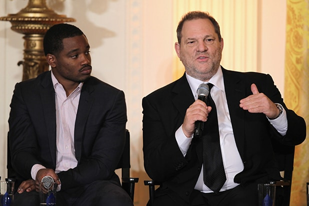 Ryan Coogler Harvey Weinstein